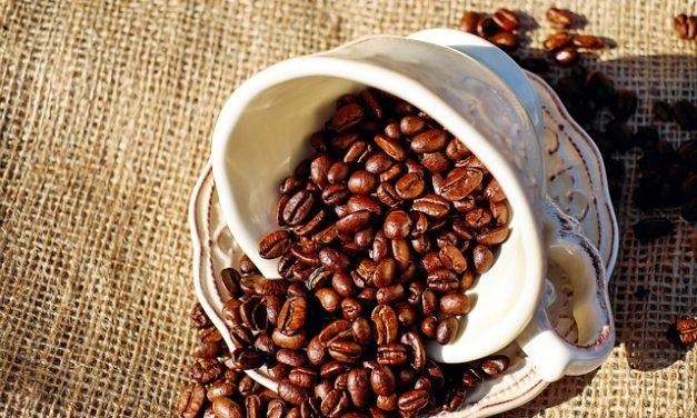 L'évolution du prix du café