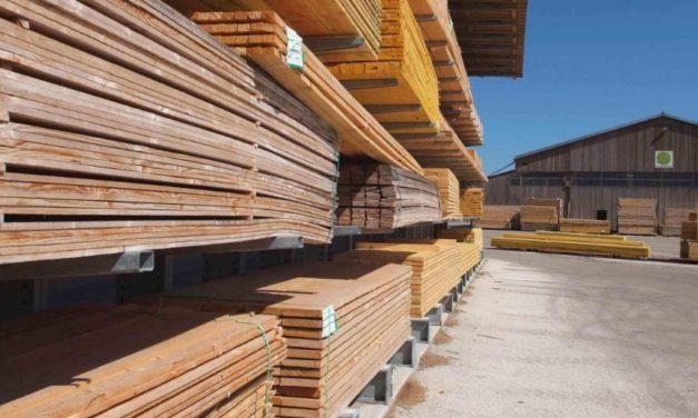 Comment le bois s'impose-t-il à nouveau comme une matière première essentielle?