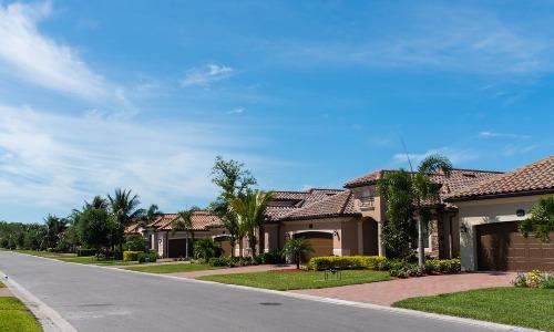 Les taux d'intérêt du prêt immobilier